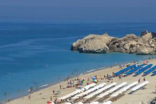 kathisma libre organized beach