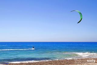 lefkada libre kitesurfing