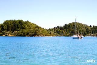 lefkada libre sailing